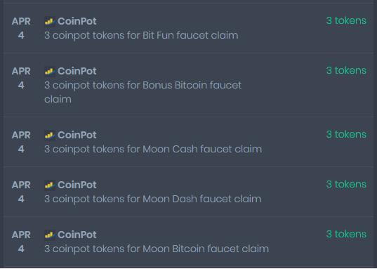 Coinpot 提款及貨幣轉換教學| 比特幣Bitcoin 中文資訊網
